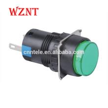 круглый тип фонарика кнопка микропереключатель светодиодный индикатор