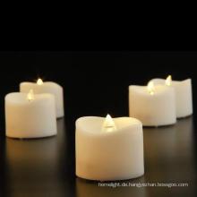 Wave Top LED Teelichter Kerzen mit Timer
