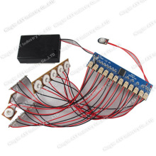 12 LED Flashing Module, pop Flasher Display, Led Light Module