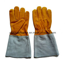 Wholesale Cowhide TIG Welding Gloves with Cheap Price
