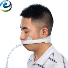 Muestra disponible PE Espuma de tubo endotraqueal desechable titular 220131