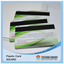 Plastic Encoded 3 Tracks Magnetic Stripes Cards