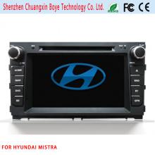 Reproductor de DVD de coches con Bluetooth para Hyundai Mistra