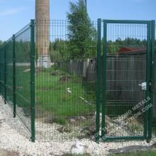 3D Welded Wire Mesh Fence Gate