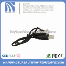 Kuyia Am to Am USB 2.0 3.0 Cable 3Meters Made in China Factory