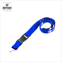 New Business Ideas Polyester Material Printing Lanyard with Quick Release Buckle
