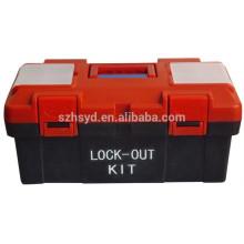 Approuver CE résistant à l'impact, à la corrosion, à la chaleur, ABS, plastique, professionnel, claveté, à l'équipement de sécurité et de sécurité