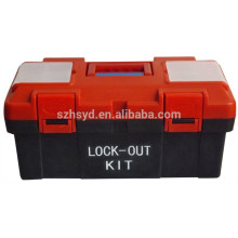 Approve CE Resistant impact,corrosion,heat ABS plastic professional keyed to master&alike electrical lock off kits