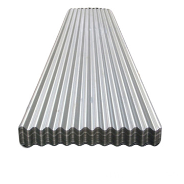0,8 mm Aluminium Zink Corrugated Roof Sheet