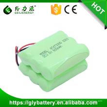 Vente en gros de batterie de téléphone de la qualité AA3.6v 600mah pour Vtech 80-5071-00-00 en gros