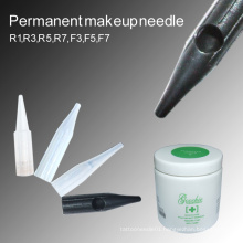 Permanent Makeup Plastic Disposable Needle Cap