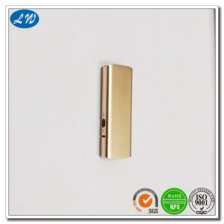 Aluminum Parts For Electronic Cigarette Case