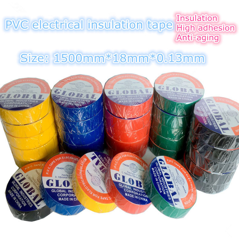 pvc insulation electric tape