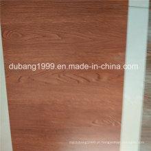 PPGI com design de madeira de fabricação direta Exportação para a Ásia
