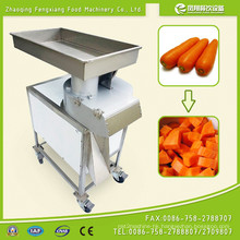 FC-613 Stainless Steel Root Vegetable Big Cube Dice Cutting Machine with High Capacity