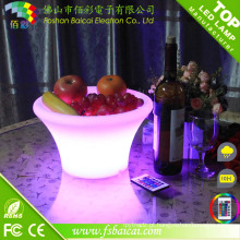 Waterproof cubeta de gelo LED Bcr-916b