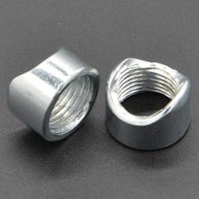 Zinco chapeado especial forma de tubulação de porca (cz319)
