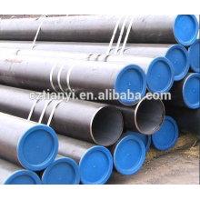 ASTM A179 tuyau en acier galvanisé