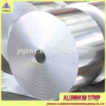 1050 1060 1100 3003 8011 moulin en alliage d'aluminium rouleau fini en bobine