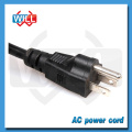 High quality wholesale 110v usa eu power cord