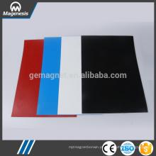 Alibaba china qualidade garantida borracha imã de geladeira letras fonte