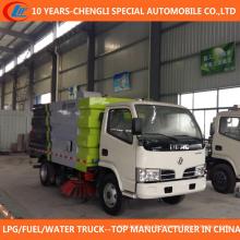 4X2 Straßenkehrmaschine LKW 95HP 5cbm Straßenreinigung LKW