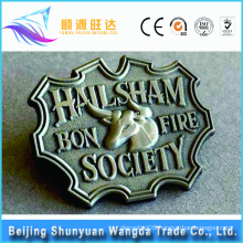 Factory Die Casting High Quality Custom Metal Pin Badges
