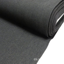 T / C Denim Fabric Good Quality-Denim negro