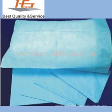Wegwerfbare medizinische nichtgewebte Kissen-Abdeckung