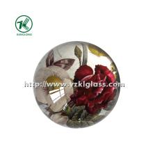 Цвет стекло мультфильма пресс-папье от SGS (KL140308-1H)