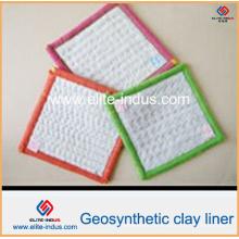 Revêtement d'argile géosynthétique de poly revêtement (GCL)