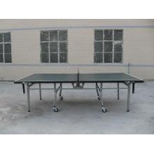Table de ping-pong à double pliage (TE-07)