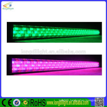 252pcs 10mm Beautiful Water & Rainbow Effect LED Wash Bar Light
