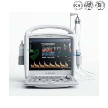 Tragbarer diagnostischer Doppler-Digitalfarbultraschall