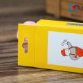изготовленным на заказ логосом печатания стеклоочистителей бумажная упаковывая коробка