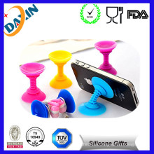 Silicon Mini Speaker Stand Cell Phone Horn for iPhone 5