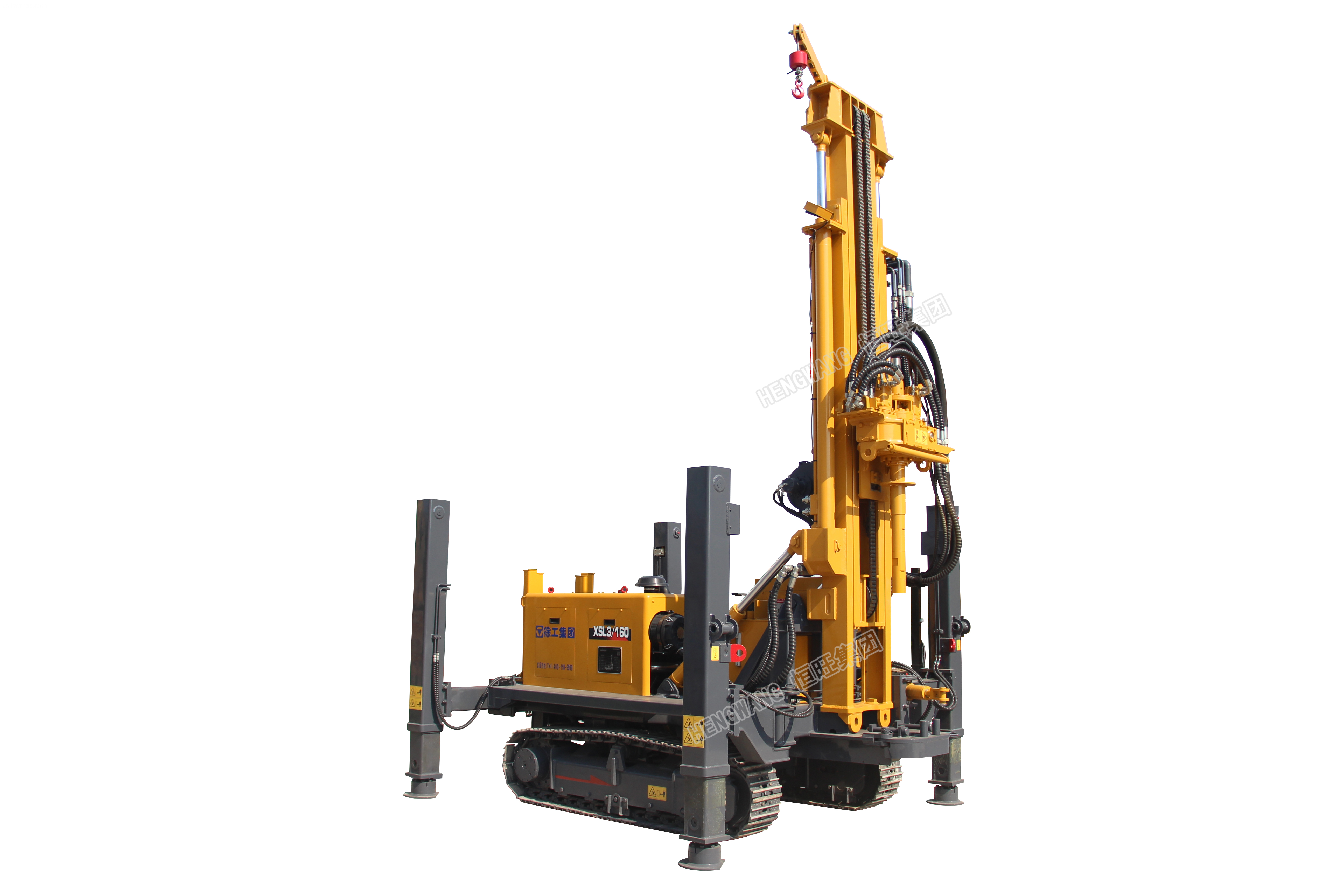 xcmg drillling rig
