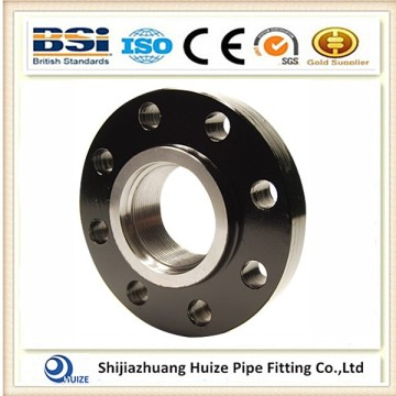 Forged ASME B16.5 Stainless steel Slip on Flange