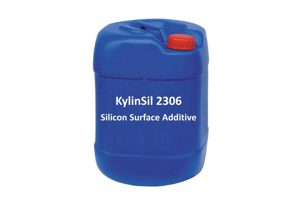 Silicone Additive Counterpart for BYK 306