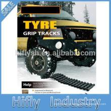 HY-100T Recuperação faixas de aderência de pneus faixas de reboque do carro placa pedofílica placa antiderrapante (certificado de PAHS)