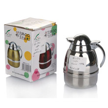 12oz Soy Kettle and Stainless Steel Kettle
