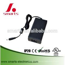 EUA padrão AC 100-240V 12V LED tiras de transformador 72w