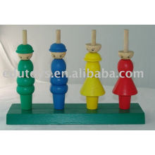 2012 Hot Sales Wooden Head Beads