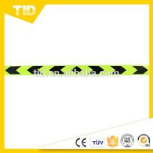 Autocollant de sécurité de bande réfléchissante de bande de voiture automatique adhésive 90cm x 5cm