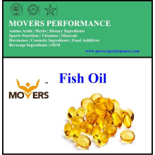 Fish Oil / Vegetable Capsules /No Preservatives
