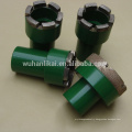 China Supplier diamond grinding head sinter abrasive head for brake pad