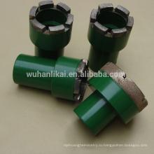 Китай Поставщик алмазная шлифовальная головка агломерата абразивная головка для тормозных колодок