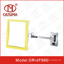 Wall Mounted Bathroom Square LED Makeup Mirror