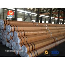 Сплав стальных бесшовных котельных труб SA213 T5