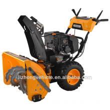 China Großhandel 420cc 15PS Elektrotechnik starten 2 Stufe 6 nach vorne 2 reverse Schneefräse, Schneefräse, elektrische Schneefräse